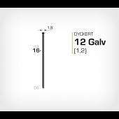 Dyckert 12/16 (SKN 12-16) Galv