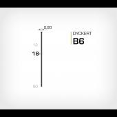 Dyckert B6/18 Stanox - Dyckertverktyg