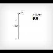 Dyckert B6/22 Stanox - Dyckertverktyg