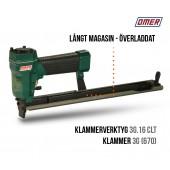 Klammerverktyg 3G.16 CLT - Långt överladdat magasin