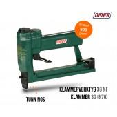 Klammerverktyg 3G NF - Tunn nos