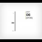 Stift 6/30 Stanox - Stiftverktyg