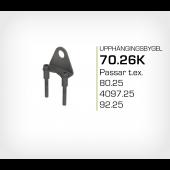 Upphängningsbygel 70.26K